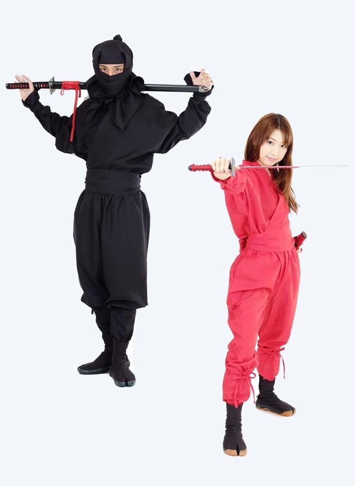 忍者衣装伊賀version9点セット